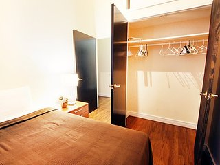 Apartment in New York with Internet, Air conditioning, Washing machine (261855)