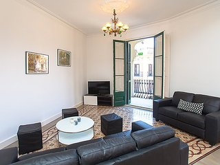 Apartment 33 m from the center of Barcelona with Internet, Air conditioning