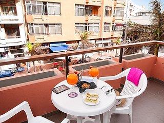 Apartment in Las Palmas de Gran Canaria with Internet, Washing machine (308209)