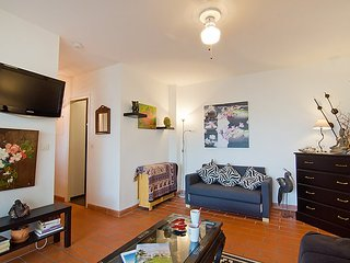 Apartment in the center of Le Lavandou with Air conditioning, Lift, Parking