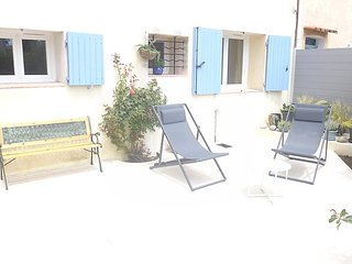 Villa in the center of Cavalaire-sur-Mer with Internet, Air conditioning