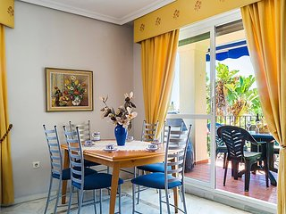 Apartment in Marbella with Air conditioning, Parking, Terrace, Garden (513746)