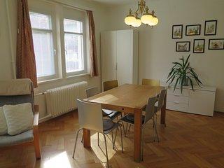 Villa in Prague with Internet, Garden, Washing machine (560897), Praga
