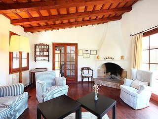 Villa in Begur with Parking, Terrace, Garden, Washing machine (88529)