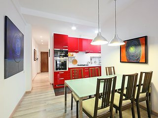 Apartment in Barcelona with Internet, Air conditioning, Lift, Terrace (88931)