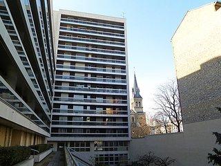 Apartment in Paris with Internet, Lift, Garden, Washing machine (91591)