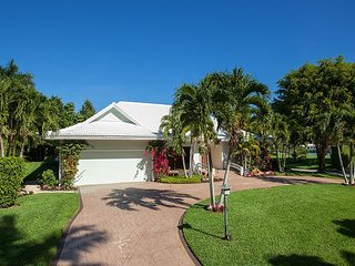 SABRE LANE - Classic Port Royal Home with Bay Views and Gulf Access Dock!