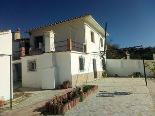 casa rural aldea la negra baños de vilo periana