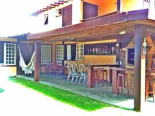Casa 03 Qts - Condomínio Residências da Ferradura - Búzios. 04min Praia, Buzios