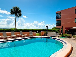 Coquina Moorings 203: 3BR Condo with Perfect Views