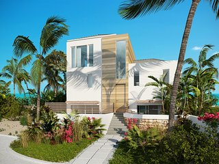 Helios Villa - Turks & Caicos, Long Bay Beach