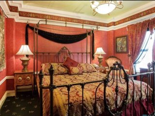 Victorian style 1 bdrm w/ antique Nob Hill Inn SF, San Francisco