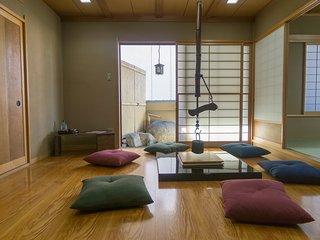 Narita-Nippori-mighty Tokyo for 12 ppl, Taito