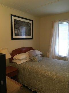 Master Bedroom - First Floor - 1 Full Bed