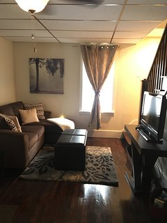 Relaxation Suite - Family Room