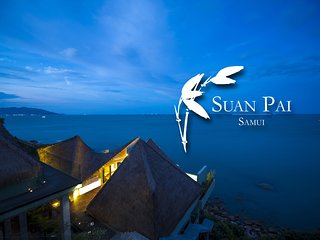 Brandnew Cliffvilla with 180 degree unobstructed Seaview; -20% INTRO OFFER, Plai Laem