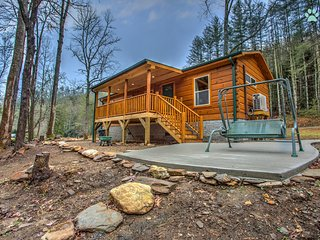 Creekside Cabin, Pisgah Forest