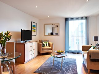 Luxury 1 bedroom Serviced Apartment in vibrant Clerkenwell, London
