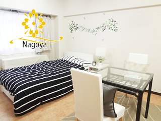 15min from Station/Center of nagoya, Nagoya