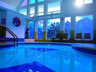 Beautiful Mountain Escape! Pool, Sauna #2