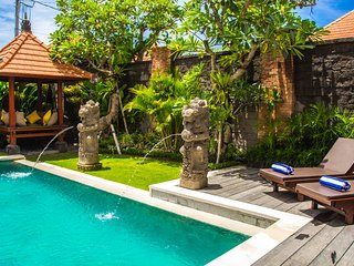 Kenari villa #2 with pool near the beach Canggu