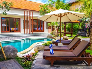Kenari villa #3 with pool near the beach Canggu
