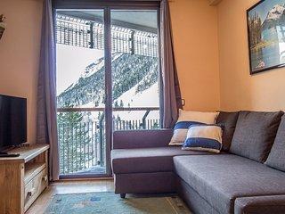 Acogedor Apartamento Baqueira 1500