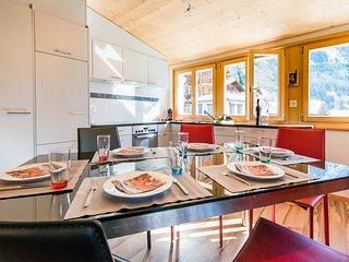Chalet Berna Penthouse, Wengen