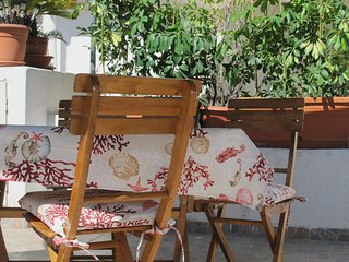 Lipari island:  two room apartment