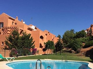 Modern 1 bedroom Apartment in Los Lagos de Santa Maria Golf Elviria Marbella