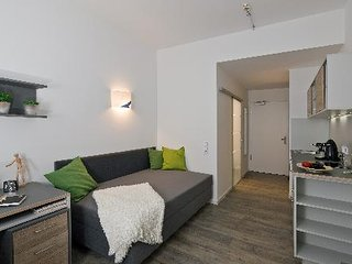 Business Apartment- Frankfurt city center -near Frankfurt exhibition single