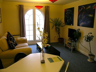 The Mariner Suite - Brighton Marina with Free Allocated Parking