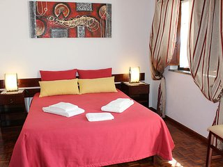 Patio Vitoria Double or Twin Room