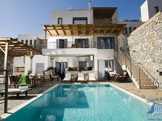 Villa in Crete : Heraklion Area Villa Cyrano, Elounda