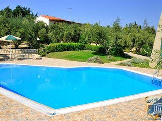 Villa in Crete : Rethymno Area Residence Sotiria - Nyx, Adelianos Kampos