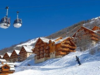 Apartment to rent in a 3 STARS residence, Valloire