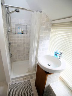 Master double bedrooms ensuite shower room