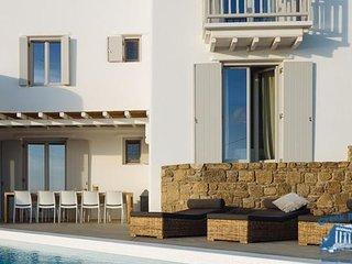 Villa in Mykonos : Agios Stefanos Area Kalypso Villas - Selene