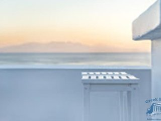 Apartment in Mykonos : Ano Mera Area Apartment Eden 3, Paradise Beach