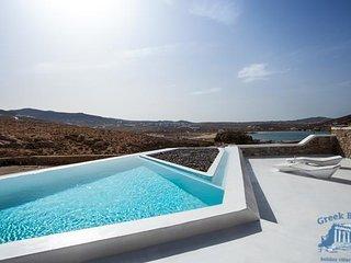 Villa in Mykonos : Ano Mera Area Villa Manto, Ftelia