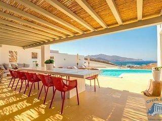 Villa in Mykonos : Ano Mera Area Villa Medeia