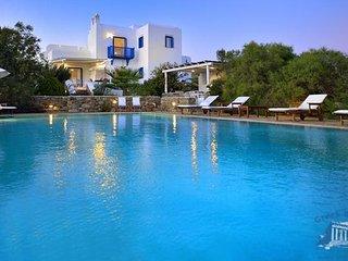Villa in Mykonos : Ano Mera Area Villa Orion