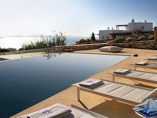 Villa in Mykonos : Mykonos Area Villa Hercules, Agios Ioannis