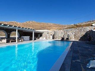 Villa in Mykonos : Mykonos Area Villa Manolis