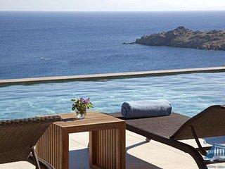 Villa in Mykonos : Ornos Area Villa Ariadna, Agios Ioannis