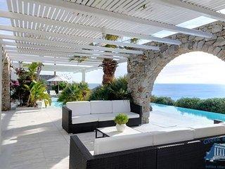 Villa in Mykonos : Psarrou Area Aegean Villas - Arianna, Psarou