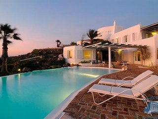 Villa in Mykonos : Psarrou Area Aegean Villas - Doris, Psarou