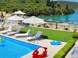 Villa in Other Regions : Mainland Villa Bellanca, Syvota