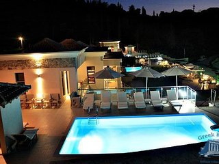 Villa in Other Regions : Mainland Villa Dianthe, Syvota