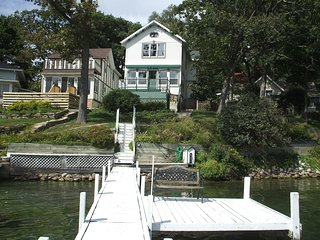 Lake Home W/Pier-Perfect for Family Gatherings, Delavan